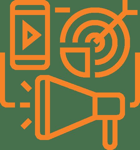 Icone Marketing Digital