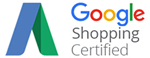 Logo Google Shopping Certified