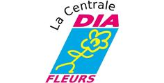 Logo La Centrale Dia Fleurs